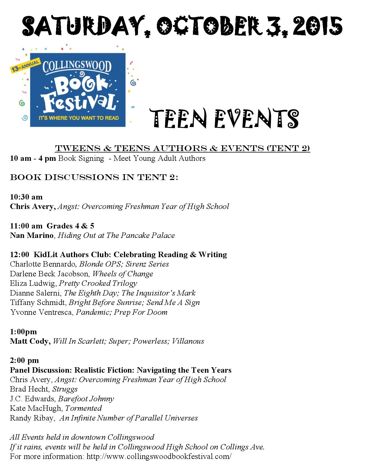 book festival – teen events-page-001